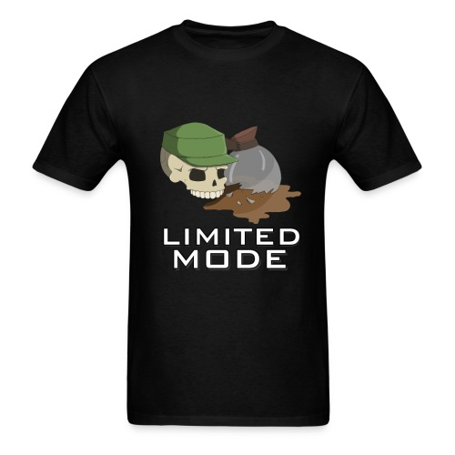 Coffee Limited Mode - Male T-Shirt - Men's T-Shirt