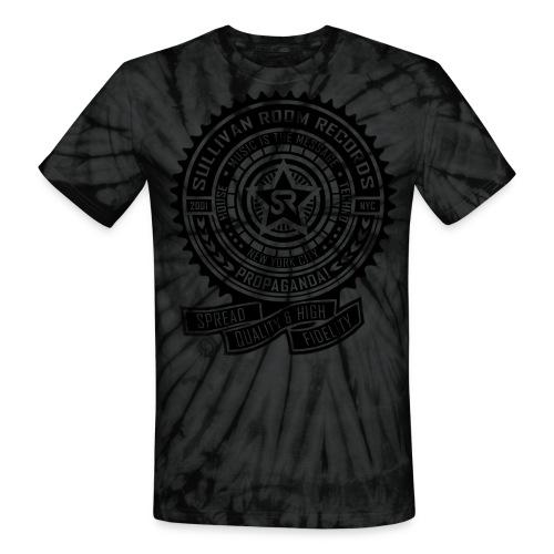 Sullivan Room Records Hippie - Unisex Tie Dye T-Shirt