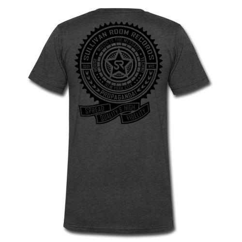 Sullivan Room Records V - Men's V-Neck T-Shirt by Canvas