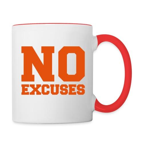 Sem Desculpas! - Contrast Coffee Mug