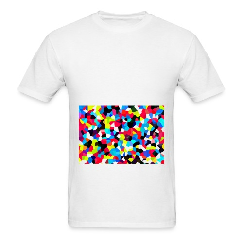 spring crystal - Men's T-Shirt