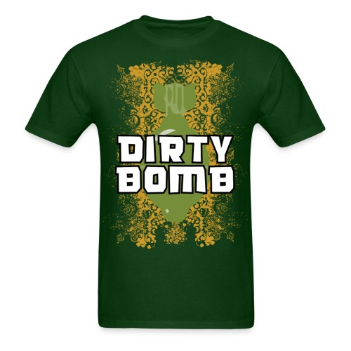 dirtybomb.png - Men's T-Shirt