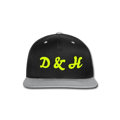 D&H Official Glow In The Dark Cap - Snap-back Baseball Cap