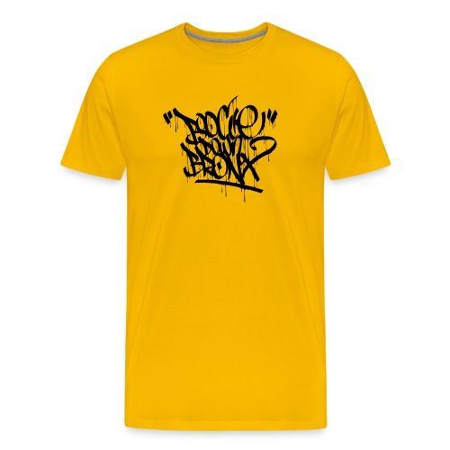 Boogie Down Bronx - Men's Premium T-Shirt
