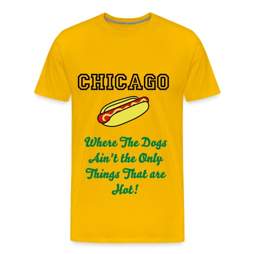 Chicago! - Men's Premium T-Shirt