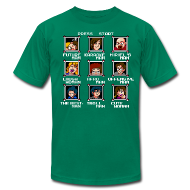 T-Shirts ~ Men's T-Shirt by American Apparel ~ Select Your Hero