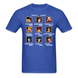 Budget Select Your Hero - Men's T-Shirt