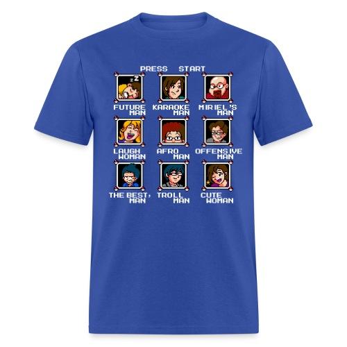Budget Select Your Hero - Men's T-Shirt