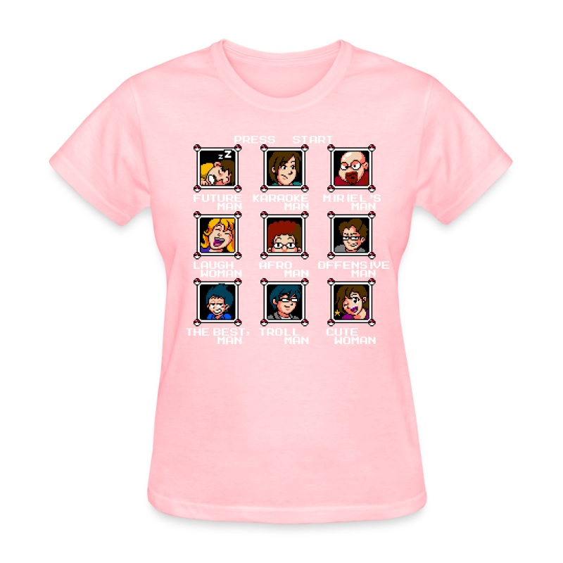 Budget Select Your Hero (Ladies) - Women's T-Shirt
