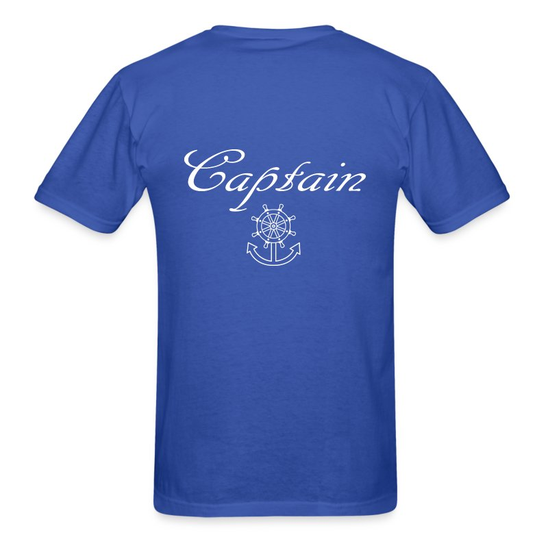 Nautical Ship Wheel And Anchor T Shirt Spreadshirt