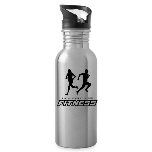 Livin Lovely United Fitness Water Bottle  - Water Bottle