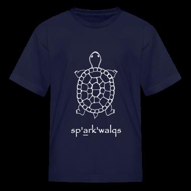 "Children's ""sp'ark'walqs"" T-Shirt"