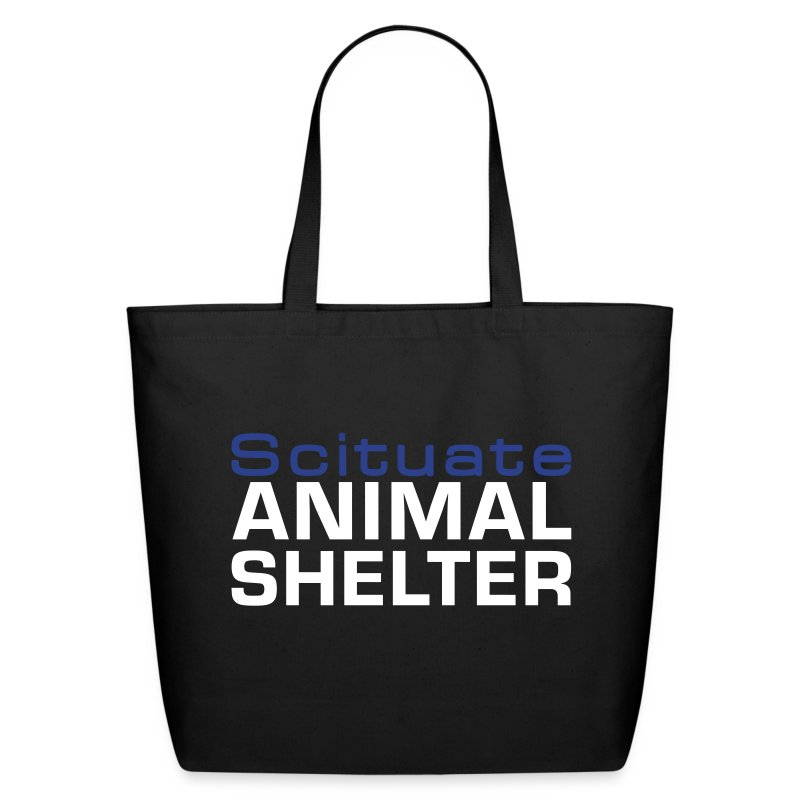 Scituate Animal Shelter Tote - Eco-Friendly Cotton Tote