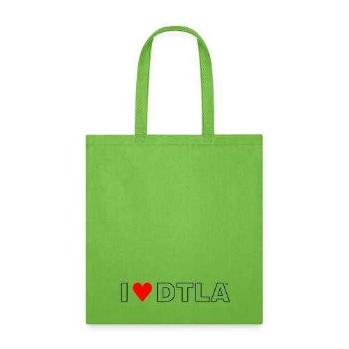 I Love DTLA Tote Bag - Tote Bag