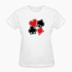 Poker Women's T-Shirts