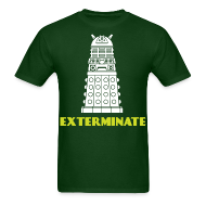 T-Shirts ~ Men's T-Shirt ~ SKYF-01-037 Dr.who_daleks
