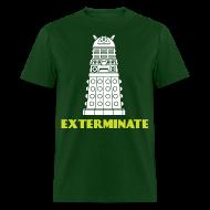 T-Shirts ~ Men's T-Shirt ~ SKYF-01-037 Dr.who_daleks