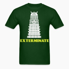 SKYF-01-037 Dr.who_daleks T-Shirts