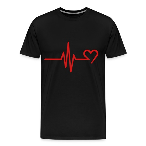 Music Love - Men's Premium T-Shirt
