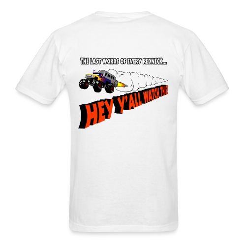 Redneck Shirt - Men's T-Shirt