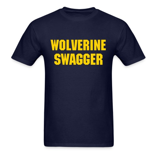 Wolverine Swagger Tee shirt - Men's T-Shirt
