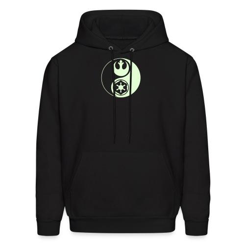 Star Wars Yin Yang Hoodie (Glow in the Dark) - Men's Hoodie