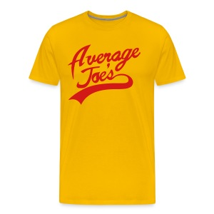 Average Joes Dodgeball T-Shirt - Men's Premium T-Shirt