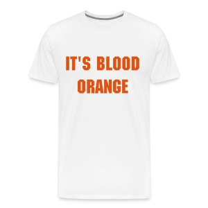 Blood Orange - Men's Premium T-Shirt