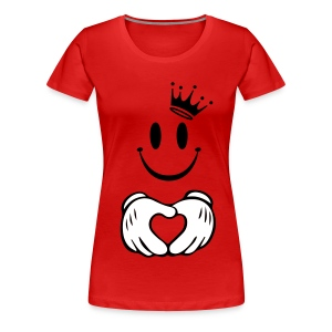 Love Nathie - Women's Premium T-Shirt