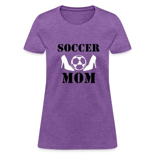 Soccer Mom - Women's T-Shirt