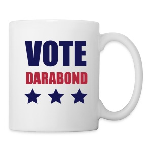Vote Darabond - Coffee/Tea Mug