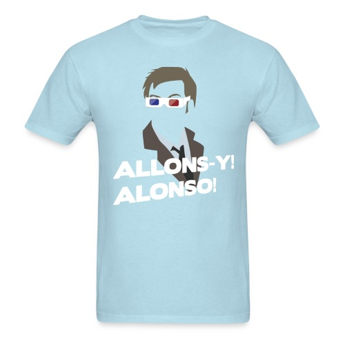 Allons-y Alonso - Men's T-Shirt