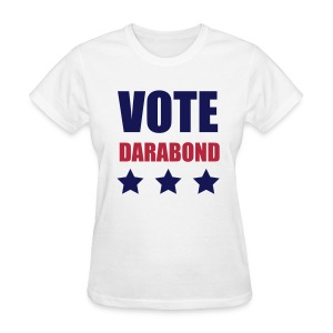 Vote Darabond - Women's T-Shirt