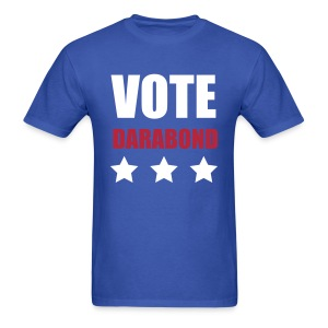 Vote Darabond - Men's T-Shirt