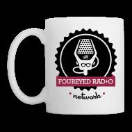 Mugs & Drinkware ~ Coffee/Tea Mug ~ Four Eyed Radio Coffee Mug