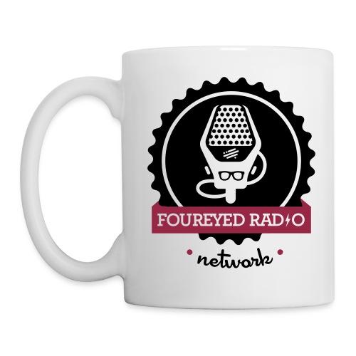 Four Eyed Radio Coffee Mug - Coffee/Tea Mug