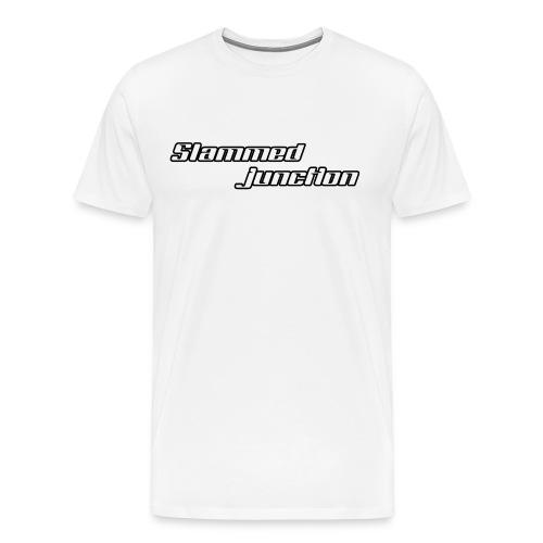 Men's Premium T-Shirt With Original Logo - Men's Premium T-Shirt