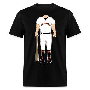 SF front/back - Men's T-Shirt