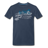 T-Shirts ~ Men's Premium T-Shirt ~ 88.7 fm