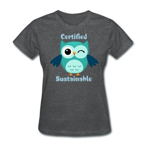 Who's Sustainable - Women's T-Shirt
