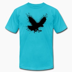 Street art bird T-Shirts