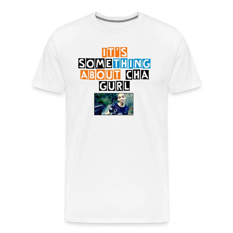 adjusted_somethinggurl - Men's Premium T-Shirt