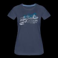 T-Shirts ~ Women's Premium T-Shirt ~ 88.7 mvyradio is back on the air