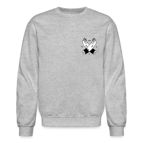 CROSSPAWS Crewneck - Crewneck Sweatshirt