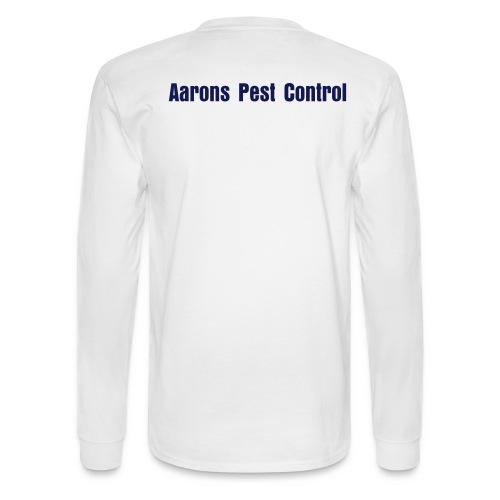Aaron Pest Control - Men's Long Sleeve T-Shirt