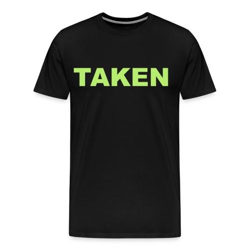 Taken Tee - Men's Premium T-Shirt