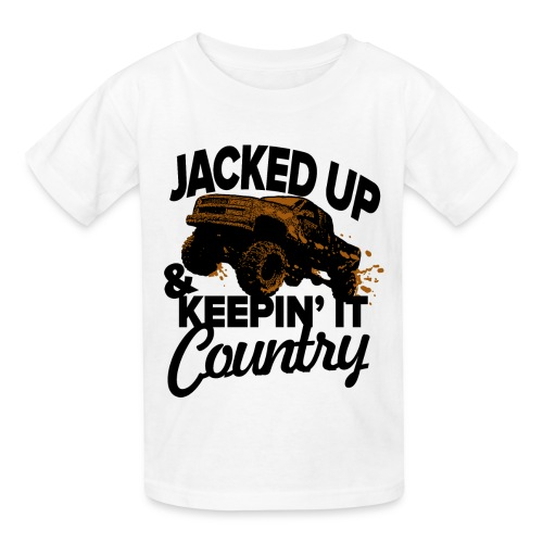 CB Jacked Up - Kids' T-Shirt