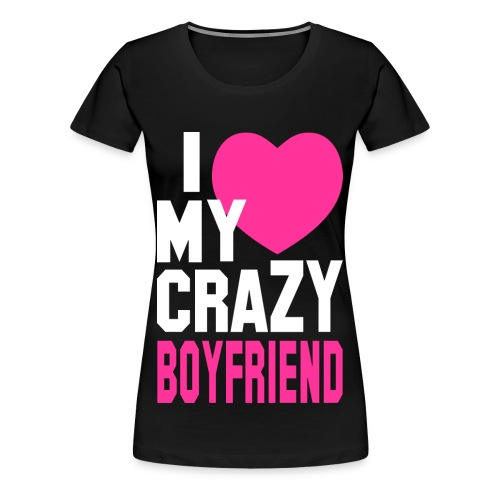 I Love My Bf - Women's Premium T-Shirt