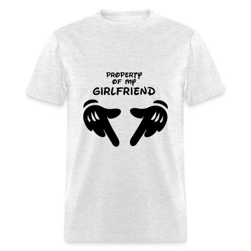Property Of Tee - Men's T-Shirt