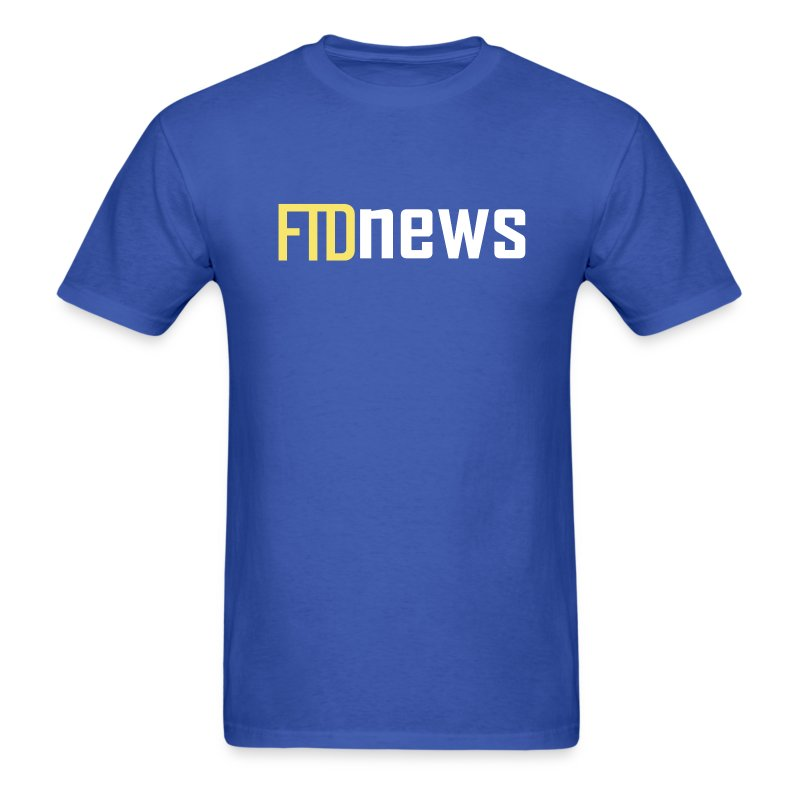 ftdnews.png - Men's T-Shirt
